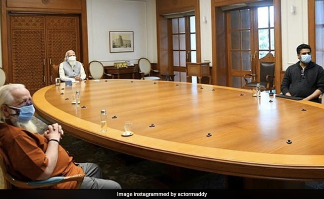 PM Modi Reacts To R Madhavan's Rocketry: The Nambi Effect