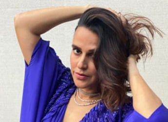 Neha Dhupia Enjoys A Sadhya Meal - And It's Making Us Hungry