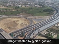 """""""2.5 Hours To 45 Minutes"""": Anand Mahindra Psyched About This New Highway"""
