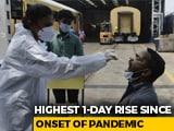 Video : 1.45 Lakh Cases In India In New 1-Day High, Active Cases Cross 10 Lakh