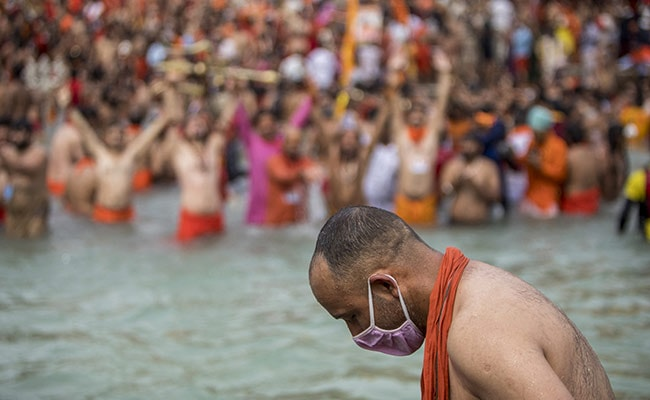 Supreme Court To Hear Plea For COVID Norms Violation During Kumbh Mela