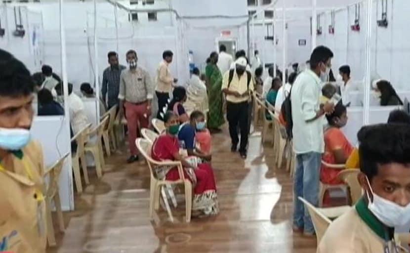 दिल्ली के 14 अस्पतालों के कुल 3553 बेड कोरोना मरीजों के लिए रिजर्व