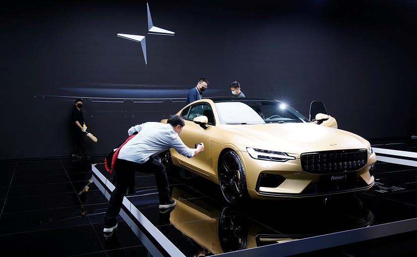 Polestar CEO Thomas Ingenlath was speaking at the Shanghai auto show.