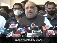 """""""We'll Take Fight Against Naxals To Logical Conclusion"""": Amit Shah"""