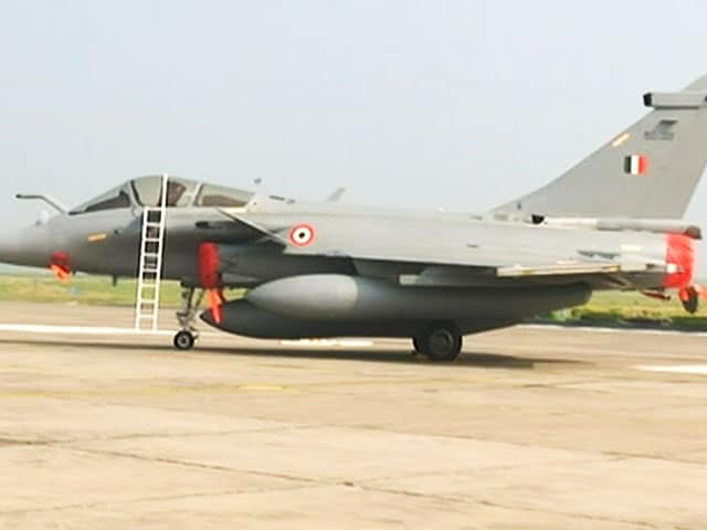 Video : Dassault Paid 1 Million Euros To Indian Middleman In Rafale Deal: Report