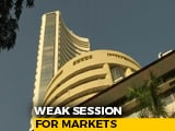 Video : Sensex, Nifty Fall Over 3% On Lockdown Fears As Covid-19 Cases Rise