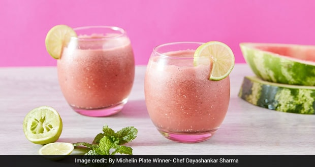 Watermelon & Dry Fruit Punch