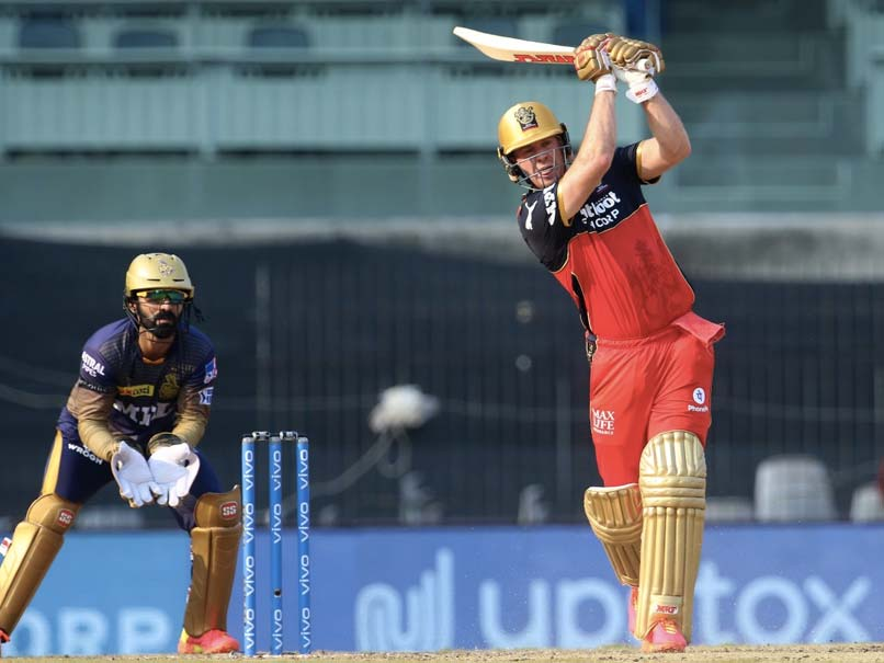 RCB vs KKR, IPL 2021: AB de Villiers Floors Twitter With Brutal Assault On Kolkata Knight Riders Bowlers