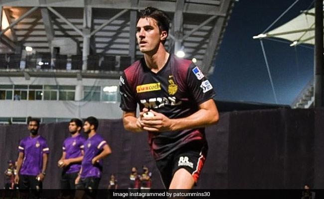 IPL 2021: KKR's Pat Cummins gave Rs 37 lakh for oxygen crisis