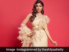 Shilpa Shetty Instagram: 10 Style Lessons On How To Wear Sarees
