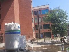 "Delhi Hospitals' Oxygen SOS; Top Official Breaks Down, Says ""Overwhelmed"""