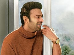 <I>Radhe Shyam</i>: Prabhas Is Love-Struck In New Poster