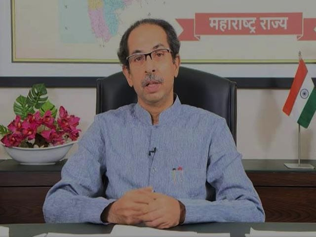 Video : No Lockdown But New Restrictions From 8 pm Tomorrow, Says Uddhav Thackeray