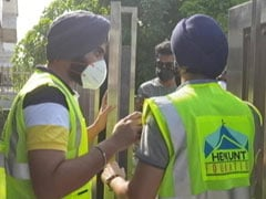 Can't Waste A Single Minute: Gurgaon Non-Profit Gives Oxygen Cylinders For Free