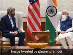 US Will Facilitate Access To Green Tech: Special Envoy John Kerry To PM Modi