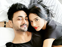 """RJ Anmol Describes Flirty Exchange With Wife Amrita Rao As """"Conversations That Lead To Babies"""""""