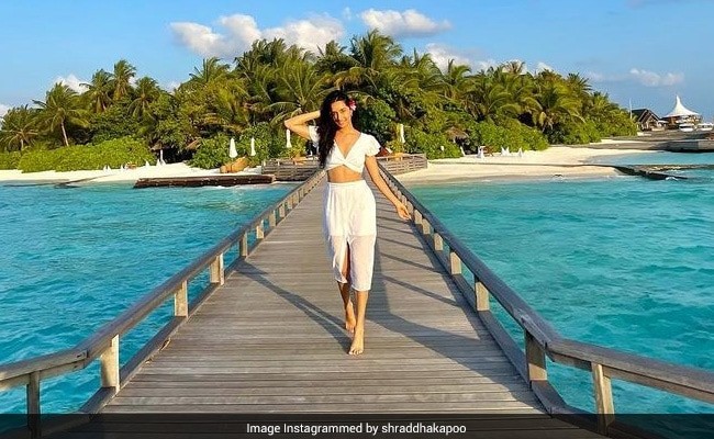 ICYDK, Shraddha Kapoor Is In The Maldives Again And Had 'Another Day In Paradise'