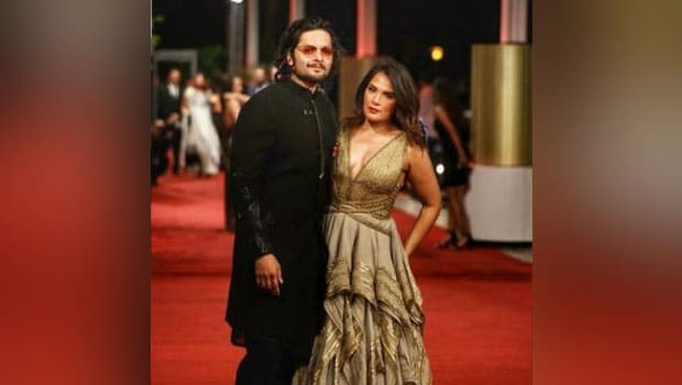 'In Sickness And In Health': Richa Chadha Thanks Boyfriend Ali Fazal For A Delicious Meal