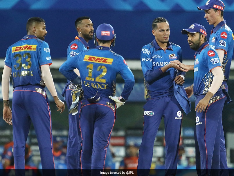 IPL 2021: Rahul Chahar's Four-Wicket Haul Helps Mumbai Indians Beat Kolkata Knight Riders By 10 Runs