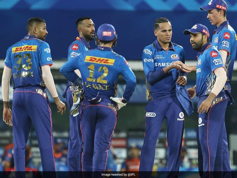IPL 2021: Rahul Chahars Four-Wicket Haul Helps Mumbai Indians Beat Kolkata Knight Riders By 10 Runs