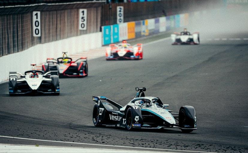 Formula E: Mercedes' Nyck de Vries Wins Valencia E-Prix After Half The Grid Ran Out Of Energy