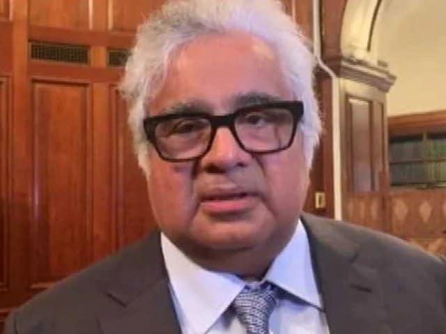 "Video : Top Lawyer Harish Salve Exits Supreme Court Case: ""Don't Want Sideshow"""