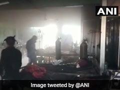 छत्तीसगढ़ : रायपुर के प्राइवेट अस्पताल में लगी आग, पांच कोरोना मरीजों की हुई मौत