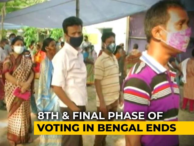 Video : Family Members Of Bengal Candidates Who Died Of Covid Slam Poll Body