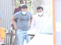 Saif Ali Khan Reportedly Gets Second COVID-19 Vaccine Shot. Pics Go Viral