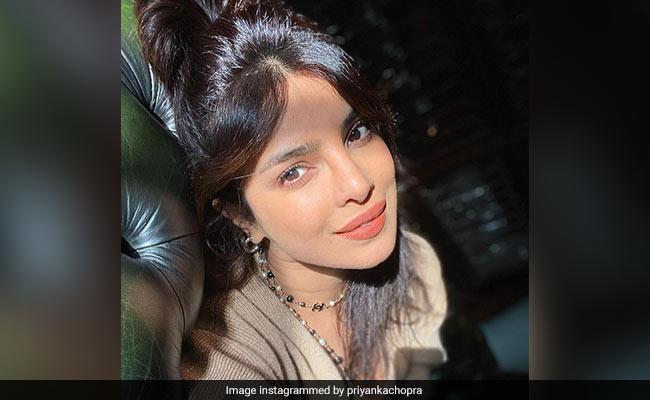 Priyanka Chopra Is Grateful To Be 'Living In The Light'