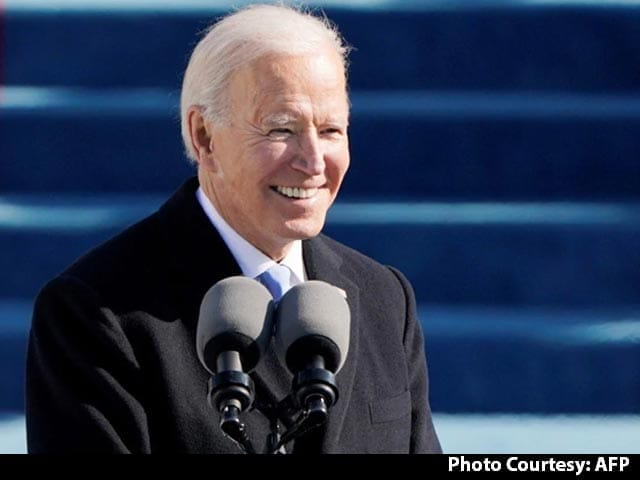 """Video : Joe Biden Says """"Determined To Help India"""", And Other Top Stories"""
