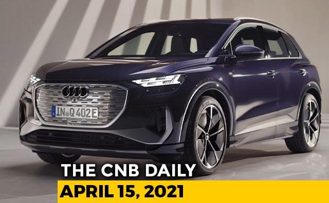 Audi Q4 e-tron | 2022 Honda Civic | Bajaj CT110X