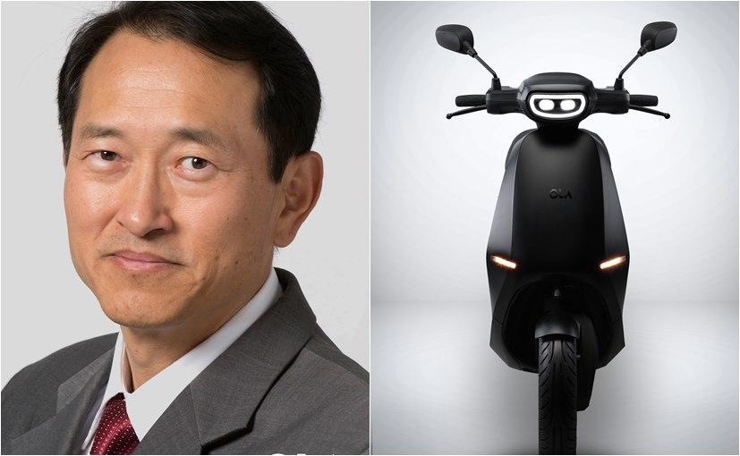 YS Kim akan memimpin strategi domestik dan global untuk penjualan dan go-to-market untuk Ola Electric