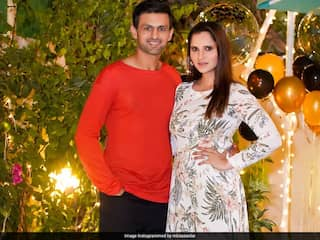 Shoaib Malik Makes Same Mistake Again While Wishing Wife Sania Mirza On Wedding Anniversary