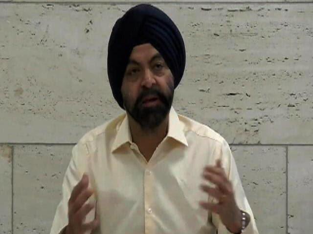 "Video : ""Love The Framework That IIM Taught Me"": Mastercard Executive Chairman Ajay Banga"