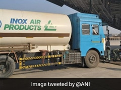 Two Oxygen Tankers Air Lifted From Odisha For Haryana