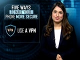 Video: Five Ways to Keep Your Smartphone Secure