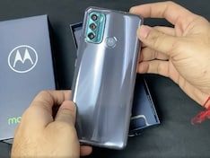 Moto G60 Unboxing With Camera Samples: The Most Affordable 108MP Smartphone at Rs. 17,999