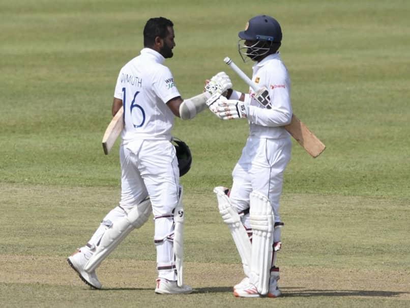 SL vs BAN, 2nd Test, Day 1: Dimuth Karunaratne, Lahiru Thirimanne Hit Centuries As Sri Lanka Dominate Opening Day