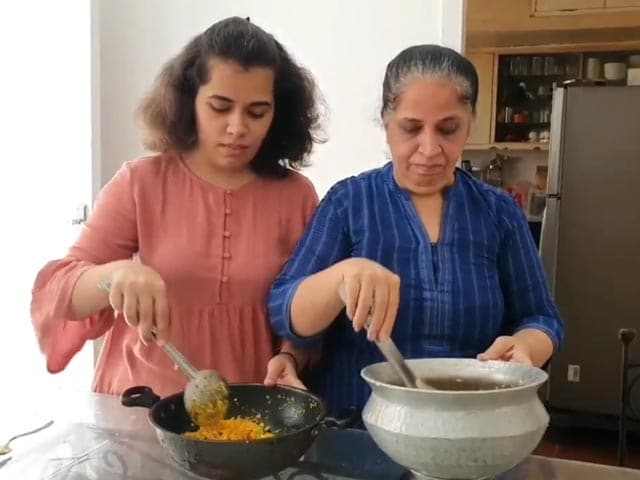 Video : Chennai's Food Angels: Women Send Free Food For Covid Patients, Families