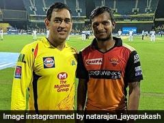 IPL 2021: T Natarajan Reveals How MS Dhoni's Advice Helped Him Get Better