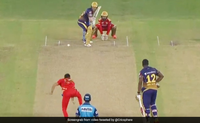 IPL 2021: KL Rahul runs Andre Russell in MS Dhoni style, players left out - watch video