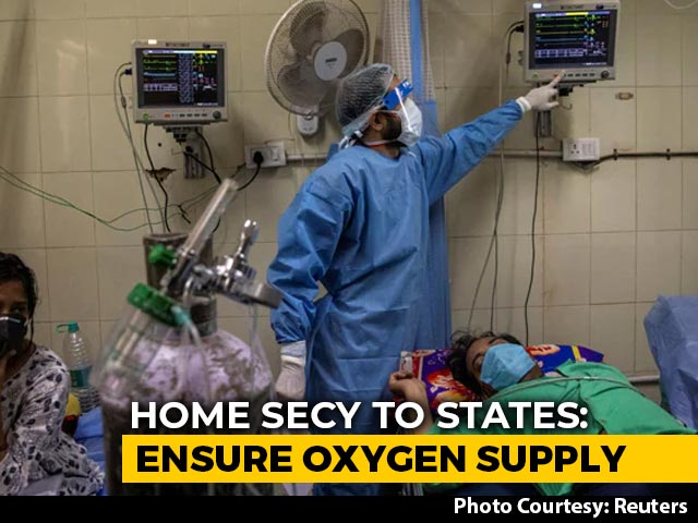Video : Government's 3rd Order On Oxygen Supply In 24 Hours Amid Covid Surge