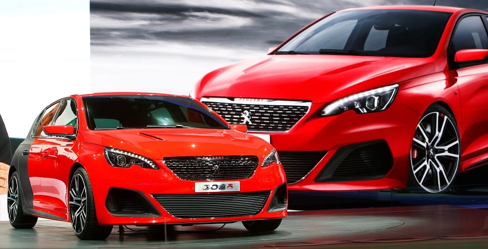 The change will only affect Peugeot 308 cars, among group brands that include Chrysler, Citroen and Jeep