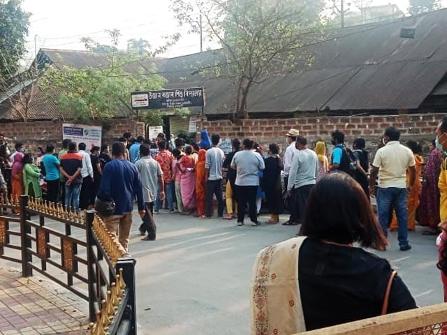 Video : Over 20 Crore People From 4 States, 1 UT Vote Today