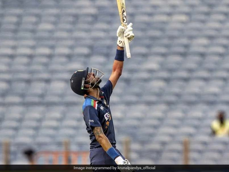 """""""Your Time Will Come Now"""": Krunal Pandya Reveals His Late Fathers Prediction"""