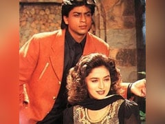 "Guess Which ""Memorable"" Film These Pics Of Shah Rukh Khan And Madhuri Dixit Are From"