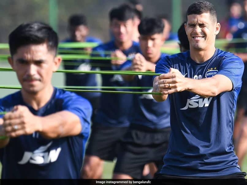 Bengaluru FC on Wednesday said three COVID-19 cases have been detected among players and staff after the side assembled for training in Panaji ahead of their AFC Qualifiers match on April 14.
