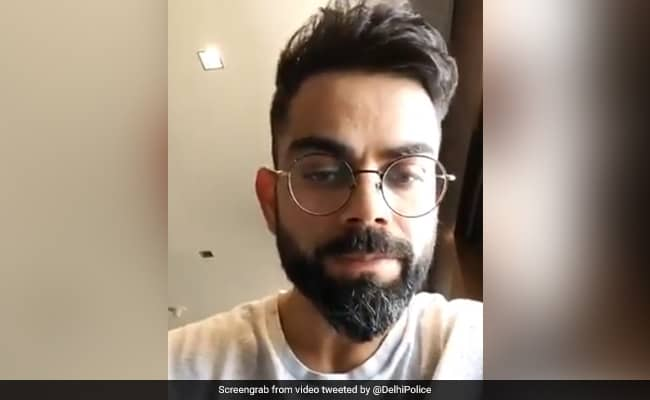 Virat Kohli Makes Appeal to Citizens Follow Covid-19 Protocols, Maintain Social Distancing Watch video