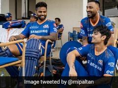 "IPL 2021: Mumbai Indians' ""Dashing Trio"" Pack Quite A Punch"